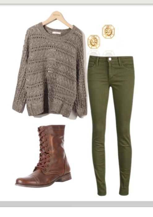 1000+ ideas about Green Jeans on Pinterest | Army Green ...