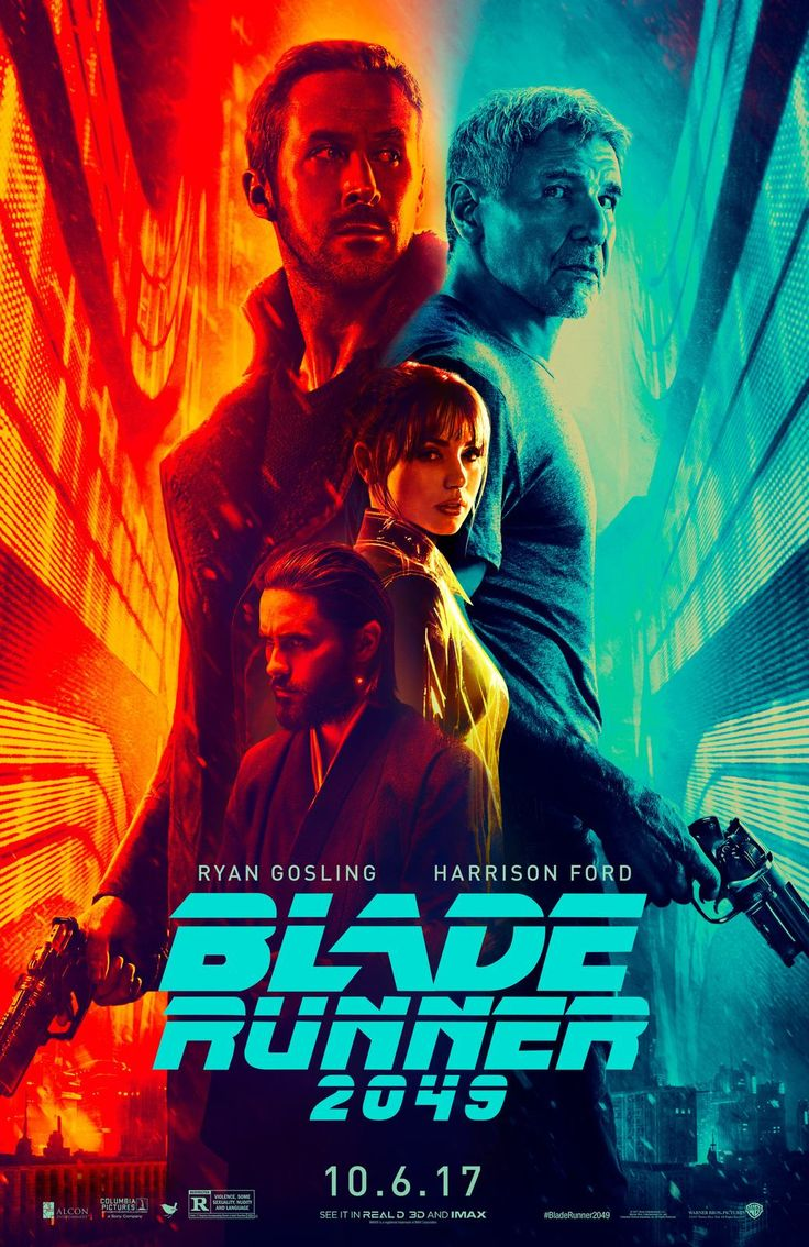 BLADE RUNNER 2049 starring Ryan Gosling, Harrison Ford, Jared Leto & Ana de Armas | In theaters October 6, 2017