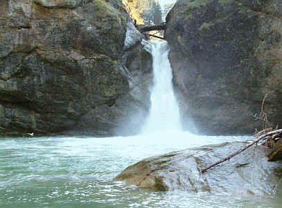 Der Geopark im Allgäu - Wir stellen vor: Die Buchenegger Wasserfälle bei Oberstaufen