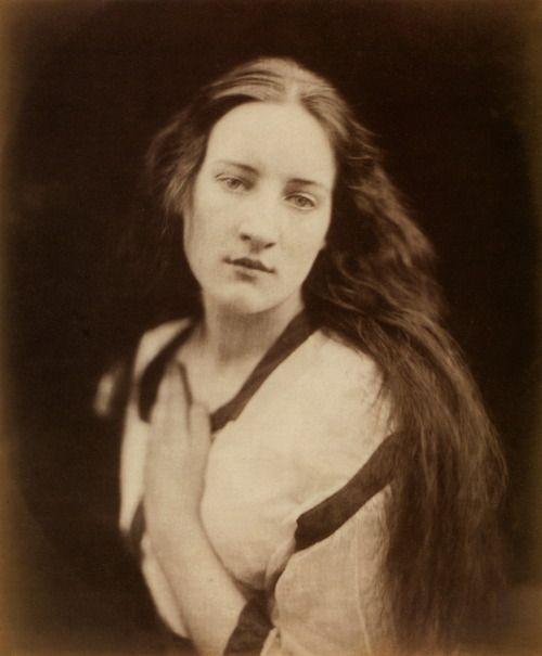 Julia Margaret Cameron ~ The Echo, 1868, Albumen print