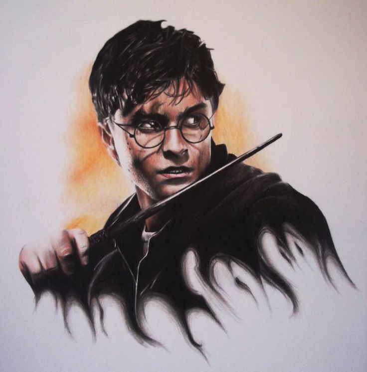 Harry potter Drawing by ~Lewis3222 on deviantART