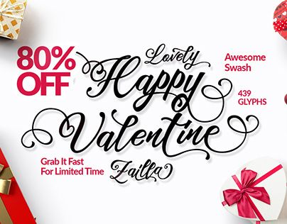 """Check out new work on my @Behance portfolio: """"Deal Valentine Day 80% OFF"""" http://be.net/gallery/33761744/Deal-Valentine-Day-80-OFF"""