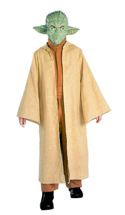 Dziecięcy strój Mistrza Yody