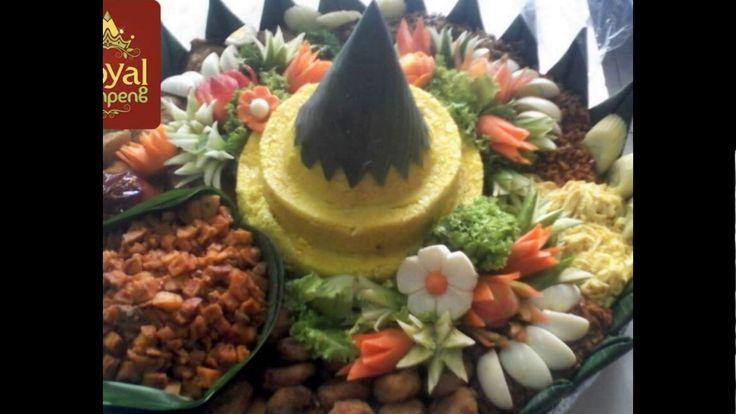 Pesanan Nasi Tumpeng Pak Andri di Pondok Aren , Tangerang | 081287608239