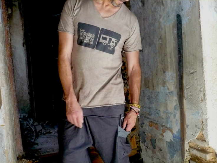camiseta MOTORHOME I hombre      24€