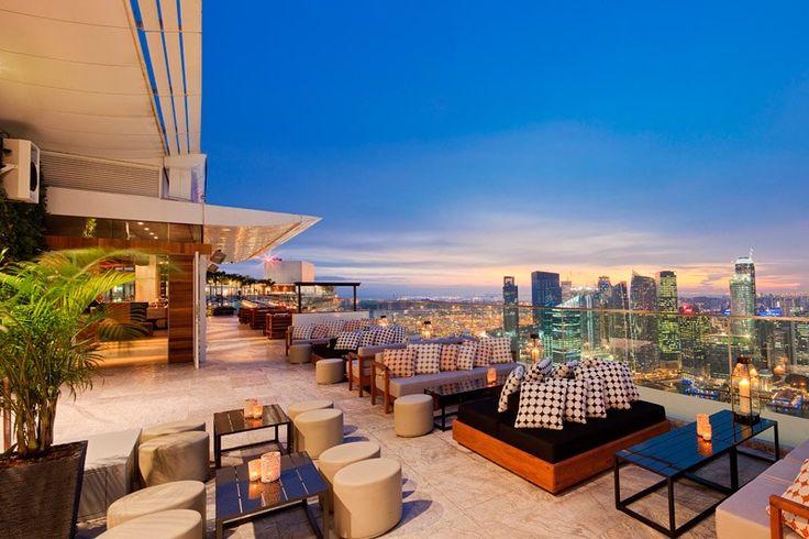 paris rooftop bars - Google Search