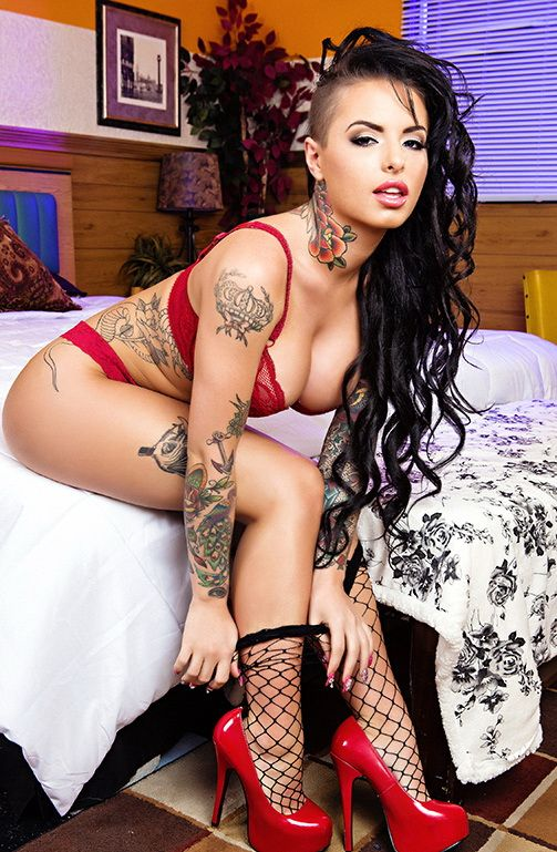 Sexy tattoo girls porn