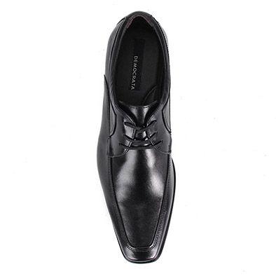 Sapato Social Masculino Democrata Triton - Preto