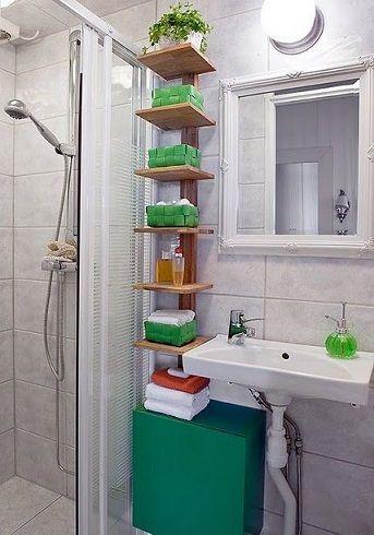 fotos de inspiración de baños pequeños