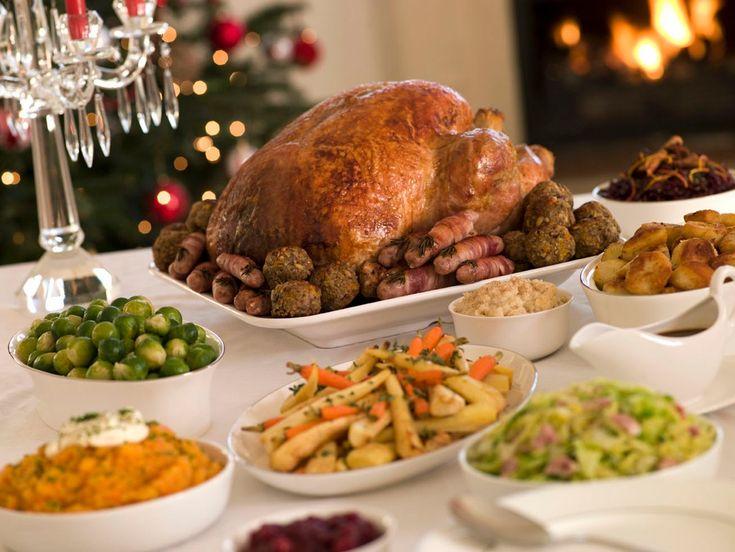Helstekt kalkun er både mager og god festmat. For mange er det nyttårsmiddag, mens andre har det på julaften.