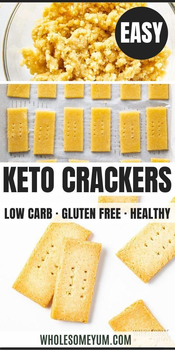 Keto Meatloaf No Ketchup In 2021 Keto Crackers Recipe Almond Flour Recipes Low Carb Crackers Recipes