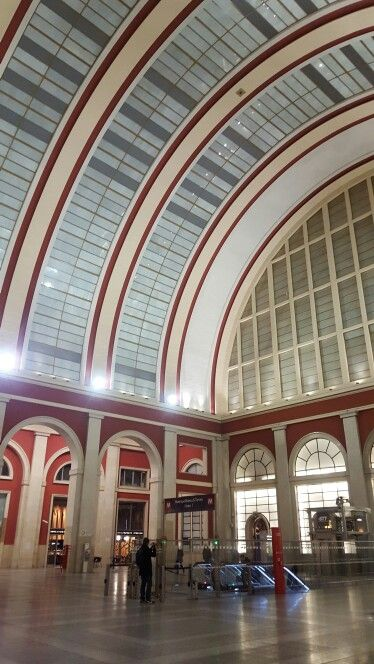 Stazione porta nuova Torino