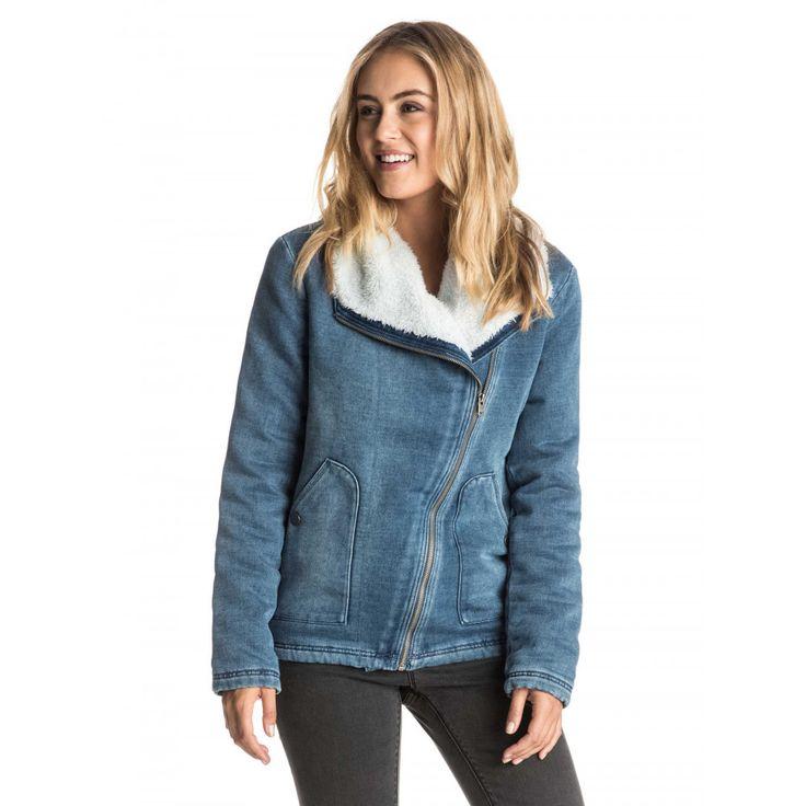 Womens San Simon Fleece Jacket ERJFT03431 ROXY