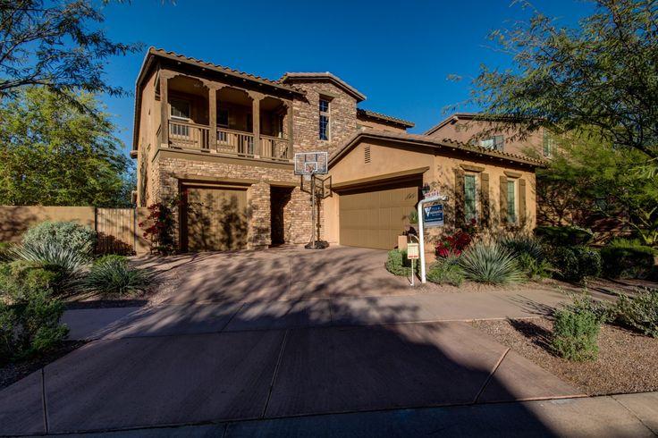 Front Yard, balcony, garage, Arizona Real Estate