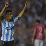 Copa Libertadores 2015: 8vos, Racing le ganó a Wanderers y se clasificó a 4tos