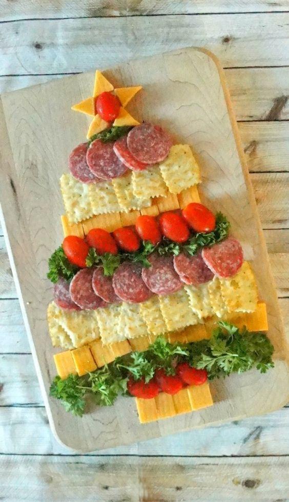 Décorer les plats pour Noel! 20 idées pour surprendre vos invités…