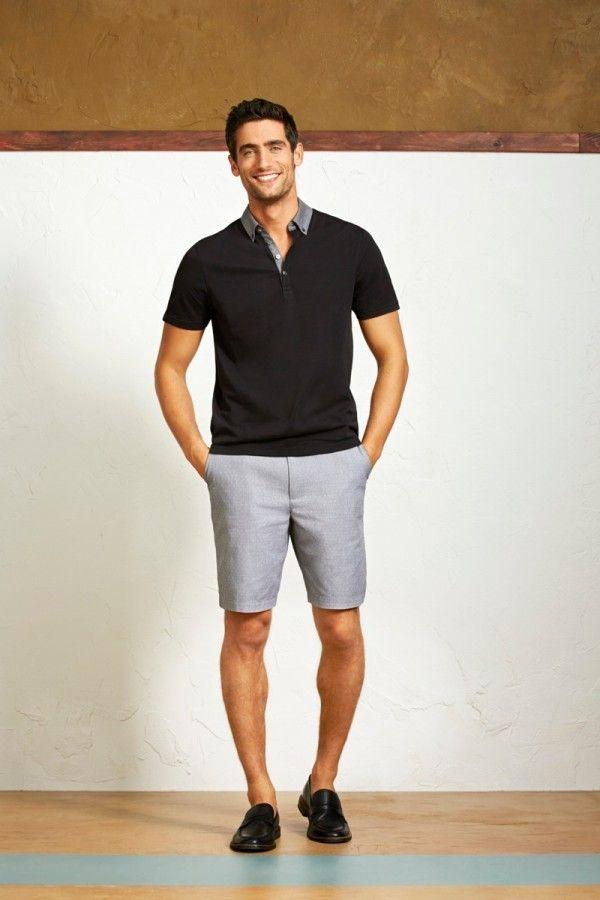 Men s fashion summer casual dresses