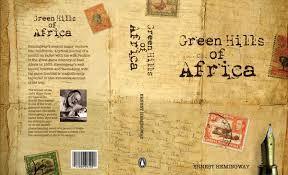 illustrations hemingway green hills africa - Google Search