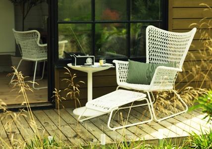Tuinstoel van IKEA