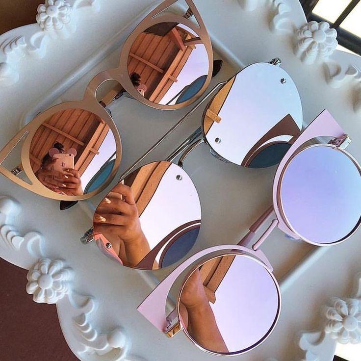 Quay Australia - Highly Strung Sunglasses - Tort/Silver