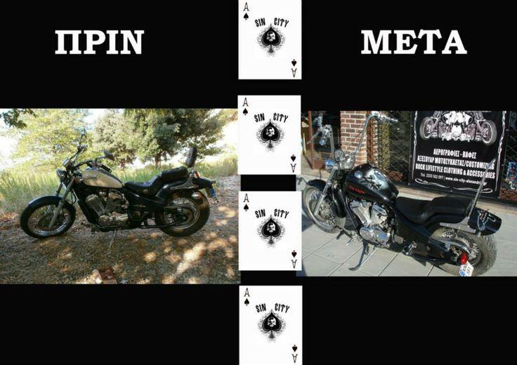 """THE CROW"" - Bike!!!"