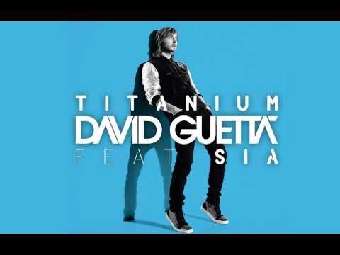 David Guetta--Love him and especially the song Titanium w/Sia