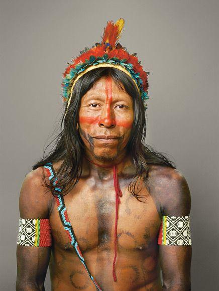 Kayapo, portraits des guerriers qui se battent pour protéger l'Amazonie