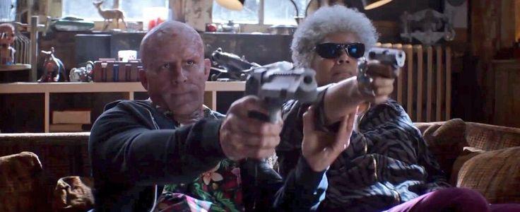 Deadpool 2 Movie Teaser Blind Al