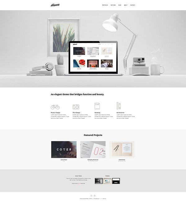 223 Best Images About WEB Design: Personal Sites, Portfolio, Gfx ..