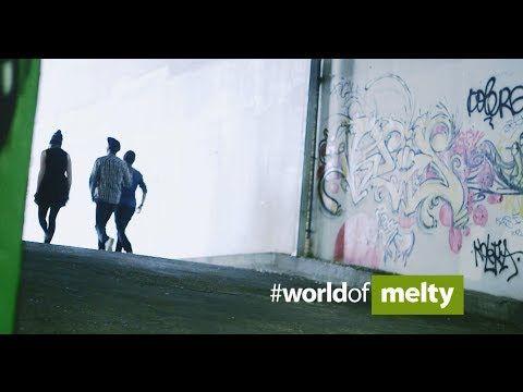World of melty : l'hymne à l'énergie positive de la jeunesse ! - YouTube