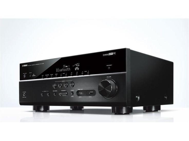 Yamaha RXV679 Receiver - Komplett.se