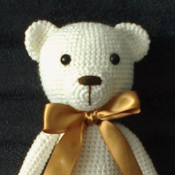 Beaufitul Crochet Teddy Bears