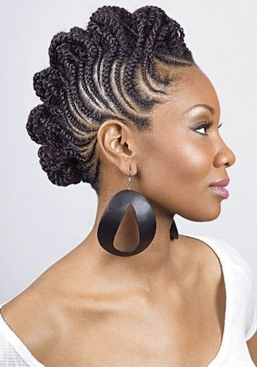 Sensational 1000 Images About Cornrows Hair Styles On Pinterest Cornrow Hairstyles For Women Draintrainus
