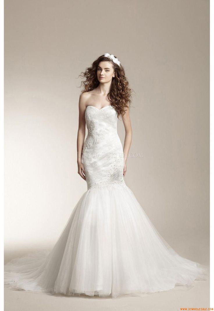 Robe de mariée Jasmine F151003 Collection 2013 - Spring 2013