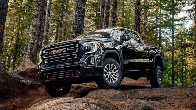 2020 Gmc Sierra 1500 At4 Off Road Truck Vehicle Details In