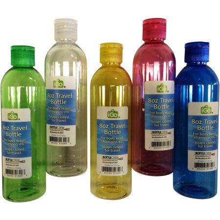 iGo Travel Bottle, 8 oz