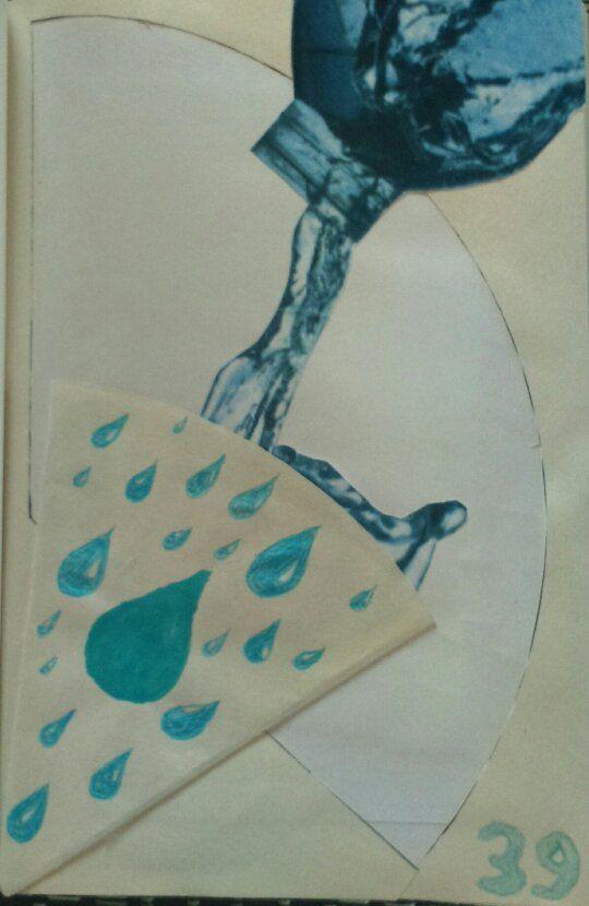 Podesłała Anna Łęgowik #zniszcztendziennikwszedzie #zniszcztendziennik #kerismith #wreckthisjournal #book #ksiazka #KreatywnaDestrukcja #DIY