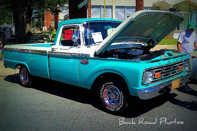 '64 Ford F100