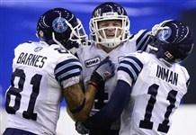 Argos heading to the Grey Cup!