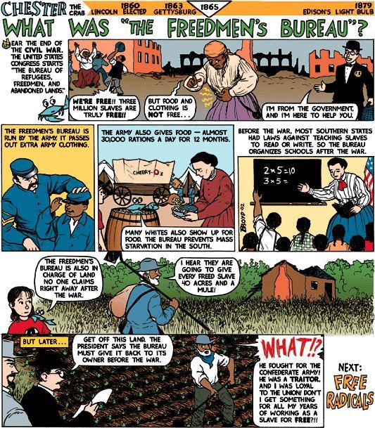 SOLutions: What was 'The Freedmen's Bureau?'