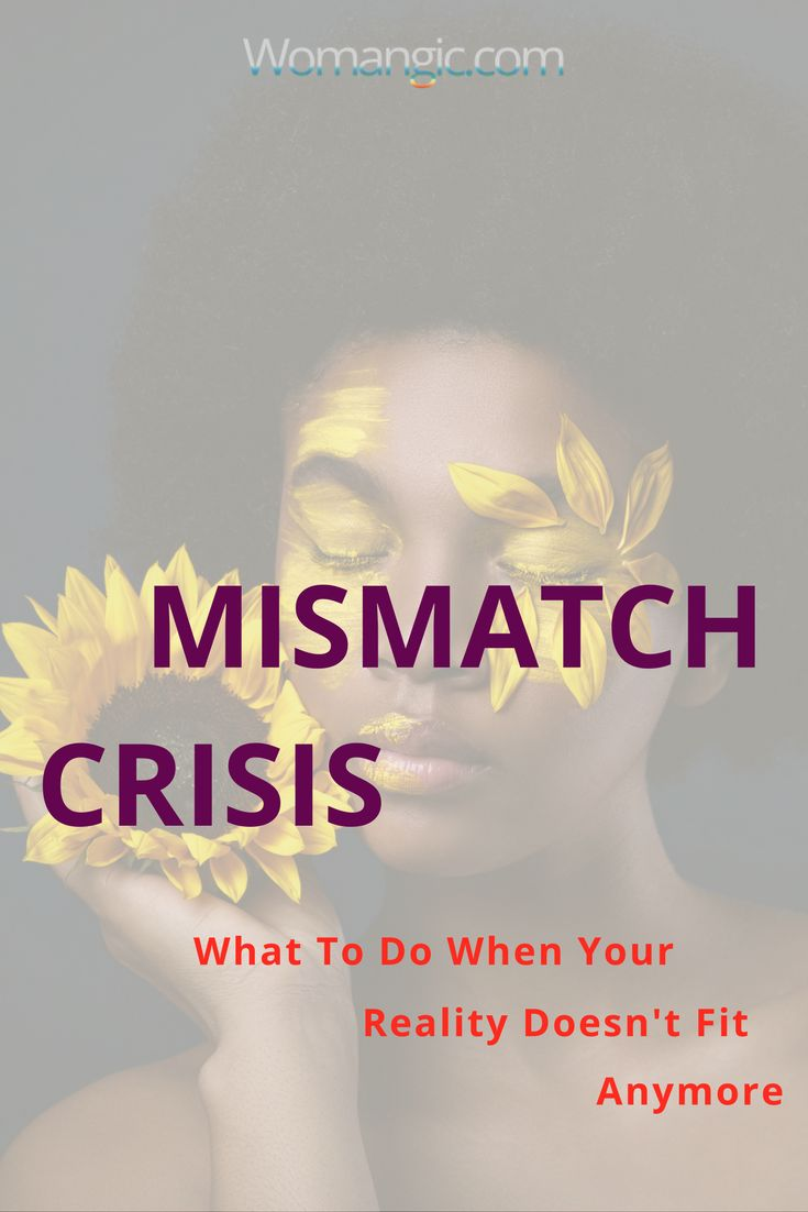 "Mismatch crisis. Why what we wish for doesn't come true. How to create a better reality. Steps to understanding what blocks you. What to do when your life is fine, but you still feel anxious. How to overcome anxiety ""without a reason"". Mindset 