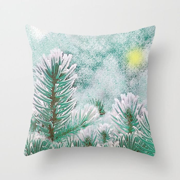 Buy Pine(3) Throw Pillow by maryberg. Worldwide shipping available at Society6.com. Just one of millions of high quality products available.