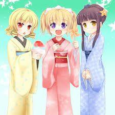 Hasil gambar untuk anime cute
