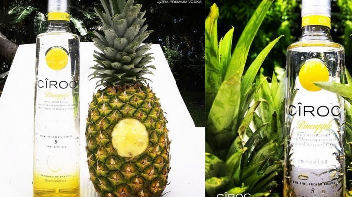 """Diddy Releases New """"Pineapple Ciroc"""" Flavor - #THISIS80"""