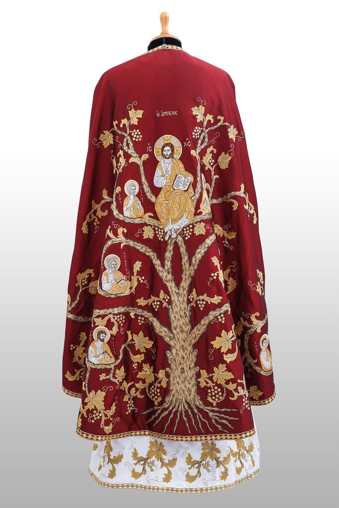 Ambelos | Riza Orthodox Vestments
