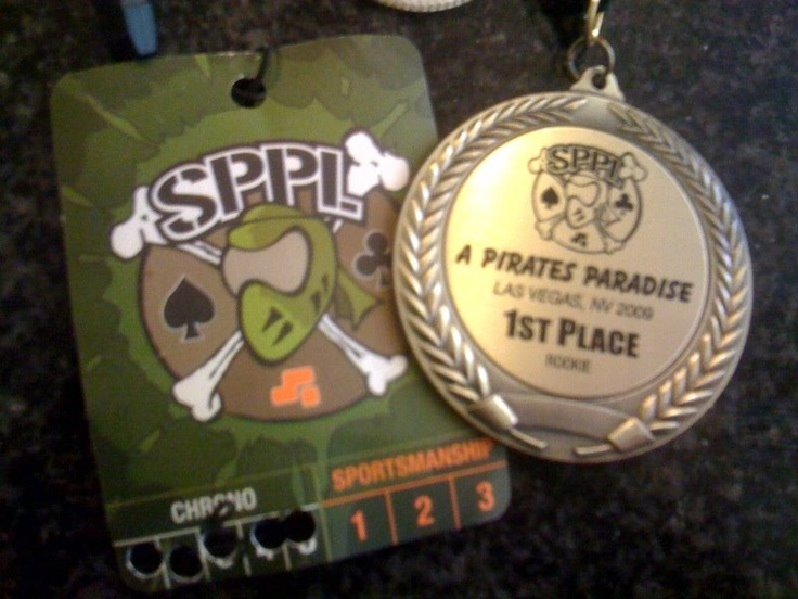 SPPL First Place in 2009!