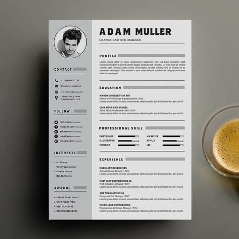 19 best resumes images on Pinterest Resume cv, Free resume and - print free resume