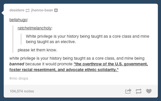 On education: | The 33 Realest Tumblr Posts About Being A Person Of Color. Yes to ALL OF THESE!! Especially #29