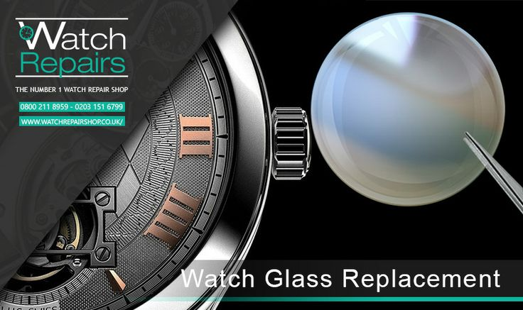 Scratches and damage to a watch's glass or crystal can be unsightly and particularly severe abrasions may obscure the dial. Here at Watch re...