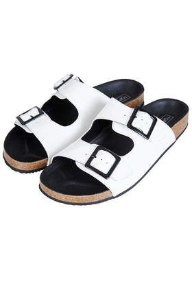 Fancie Double Buckle Sandals